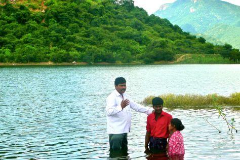 Bring Good News, Baptism, India, Pakistan, Missions