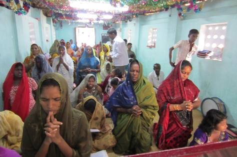 Bring Good News, missions trip, India, church service, prayer