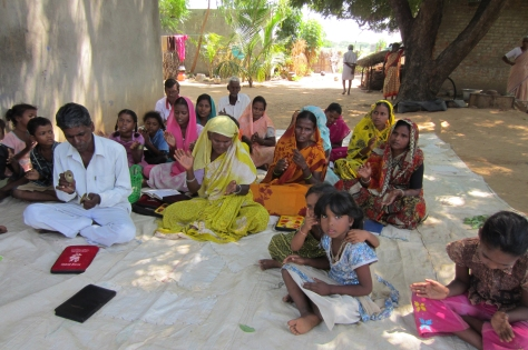 Bring Good News, India, missions trip, worship